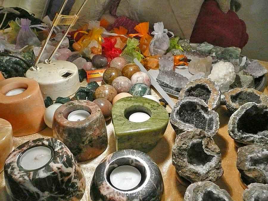 Edle Steine - als Geschenk oder für die eigene Wohnung