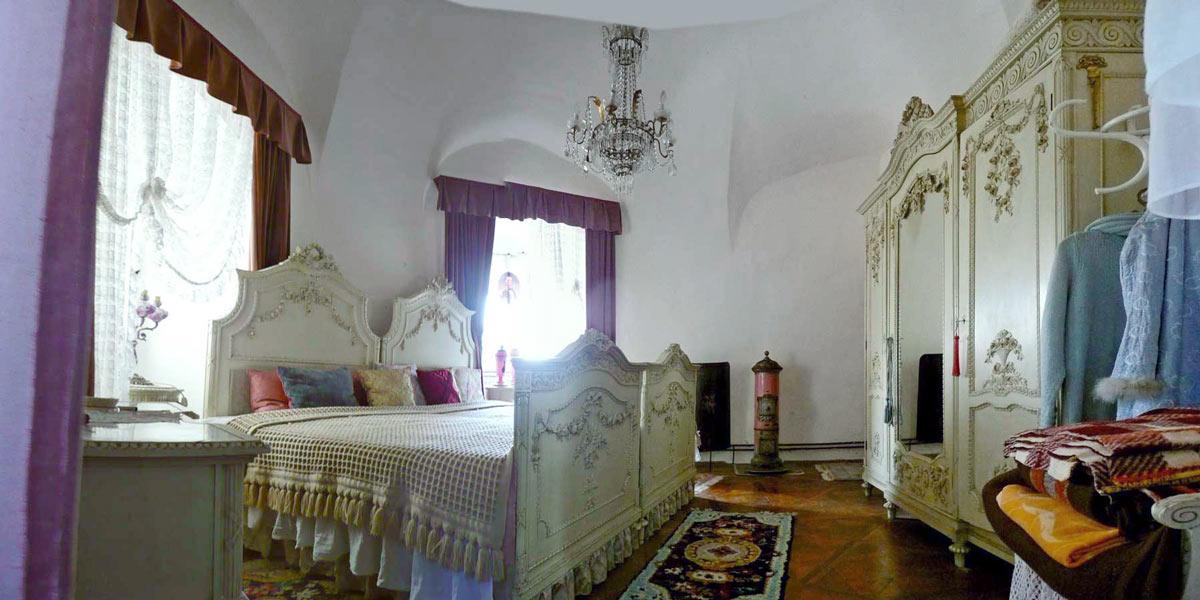 Das Zimmer, in dem ich schlafe