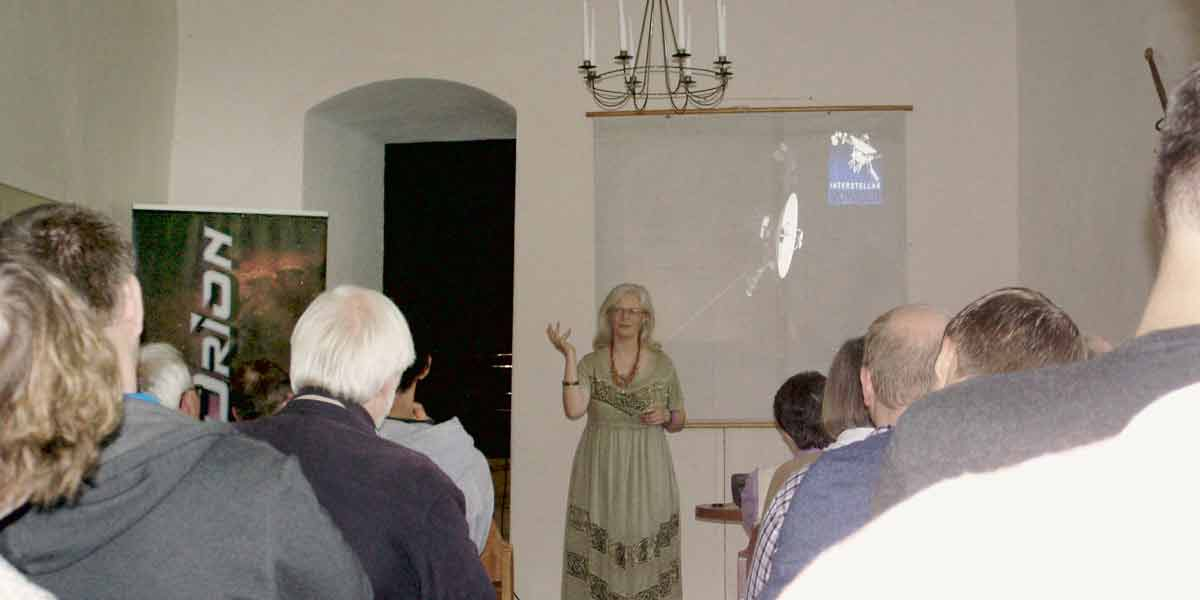 14.-16. August 2015: Astronomie trifft Mittelalter
